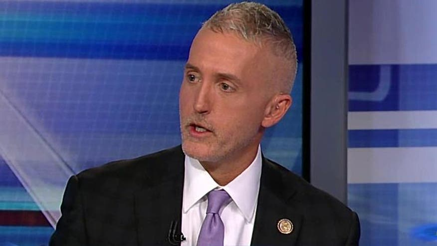 State Dept. watchdog warns US personnel overseas remain at 'increased' due to security shortcomings at diplomatic posts. Benghazi Select Committee Chair Trey Gowdy sounds off. #Benghazi