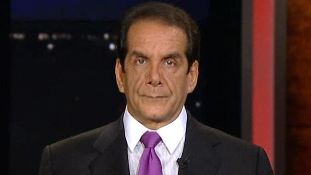 Krauthammer On Right-to-Work Bill