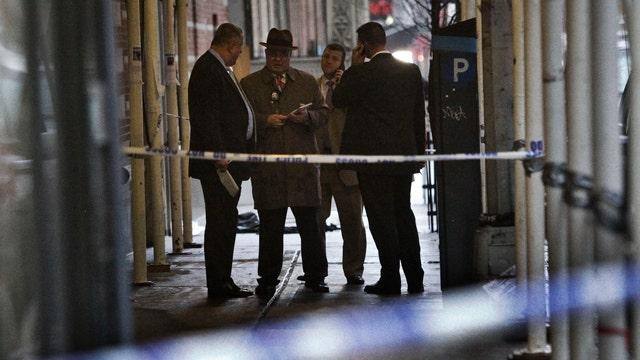 Murder in Midtown Manhattan