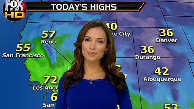 Fox Central/Southwest Weather Forecast: 12/11