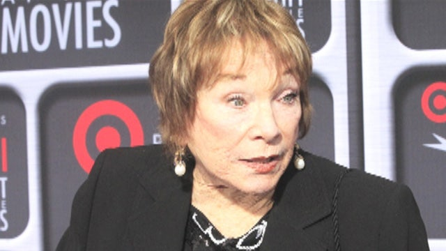 Shirley MacLaine spouts off