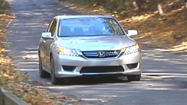 Honda's best hybrid yet?