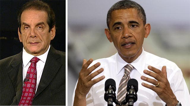 """Krauthammer: ObamaCare Using """"19th Century Technology"""""""