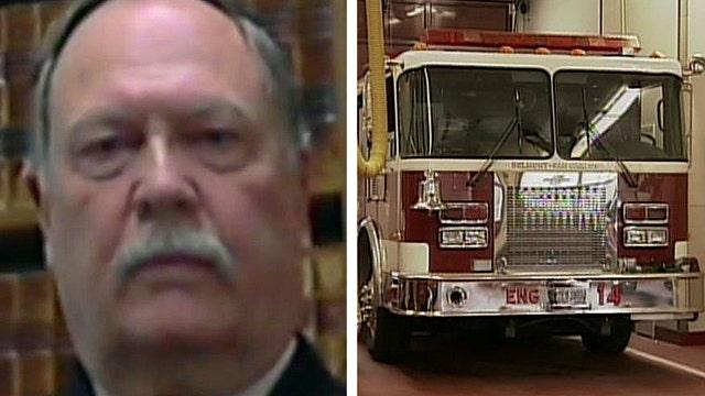 Volunteer firefighters burned by ObamaCare?
