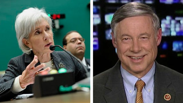 Rep. Upton says ObamaCare dilemma is a 'giant mess'