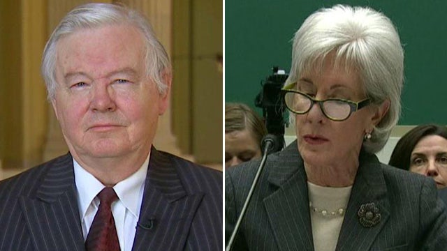 Rep. Joe Barton: ObamaCare going to get worse before better