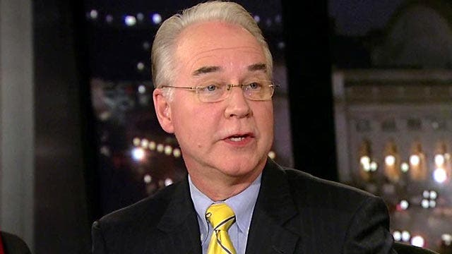 Rep. Tom Price weighs in on budget deal
