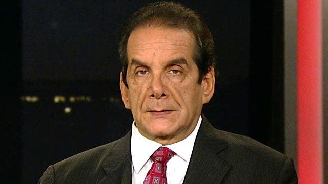 VIDEO: Krauthammer: Enrollees number inflated
