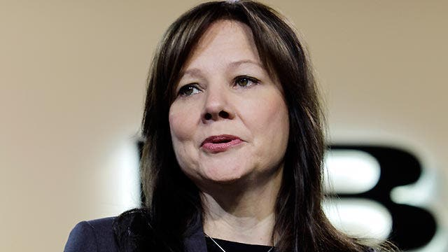 GM names its first ever female CEO