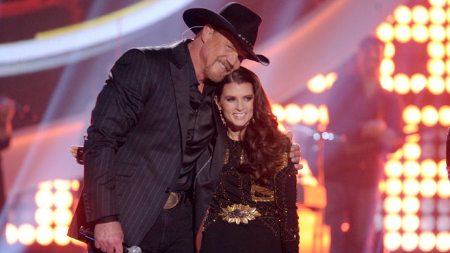 Danica Patrick, Trace Adkins host American Country Awards