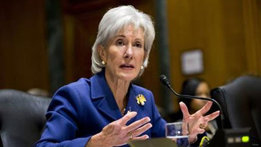 Kathleen Sebelius returns to Capitol Hill