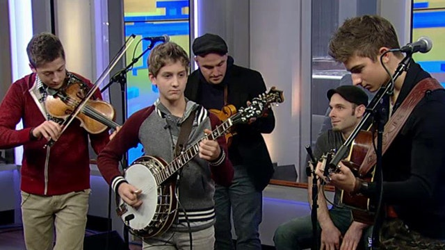 brothers bring bluegrass into the next generation on air videos fox news. Black Bedroom Furniture Sets. Home Design Ideas