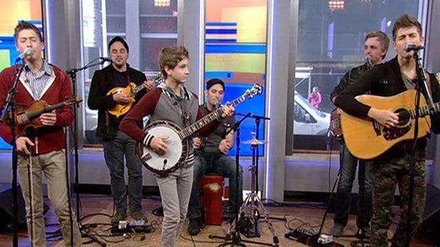 after the show show sleepy man banjo boys on air videos fox news. Black Bedroom Furniture Sets. Home Design Ideas