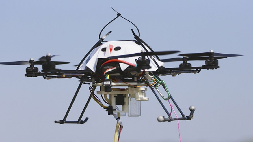 Drone developer Skycatch on receiving FAA approval to survey construction sites for Clayco