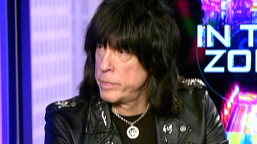 Marky Ramone's memoir 'Punk Rock Blitzkrieg' brings 70s and 80s punk scene back to life