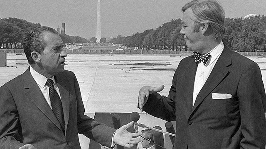 Author Stephen Hess discusses his book, 'The Professor and the President: Daniel Patrick Moynihan in the Nixon White House'