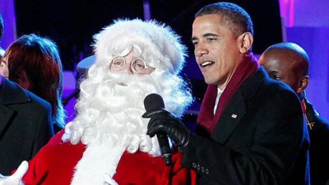 Is Santa a Democrat?