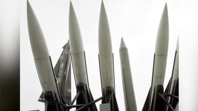 Assad regime firing Scud missiles in Syria