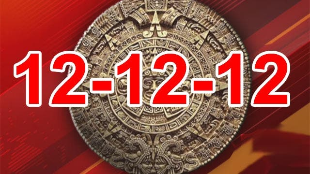 Significance of the date 12/12/12