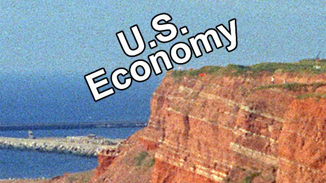 Are we moving towards or away from the 'fiscal cliff'?