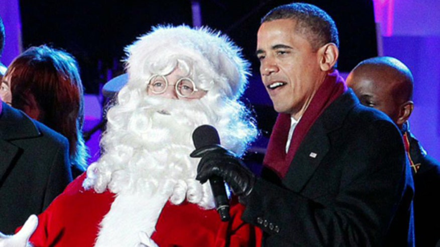 Survey: Americans think Kris Kringle leans left