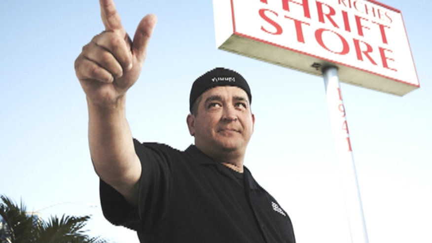'Storage Wars' star says show was a setup
