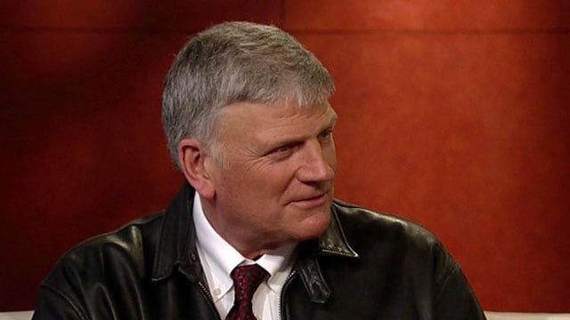 Franklin Graham updates father's condition