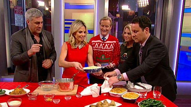Taylor Hicks' delicious down home recipes