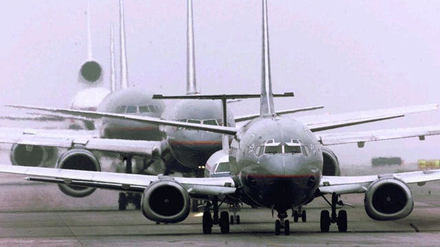 Airlines raise fees on domestic flights