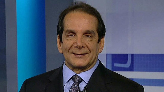 Krauthammer: WH 'bailing water out of the boat' every day