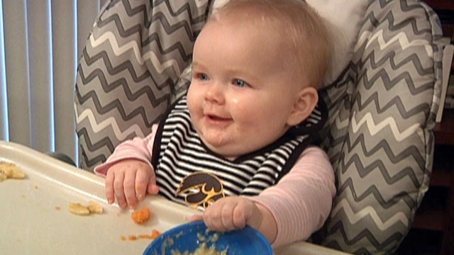 Messy babies make faster learners