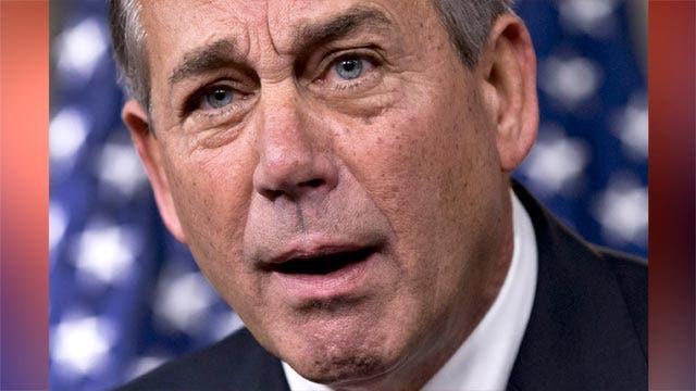 John Boehner blasts conservative critics of budget deal