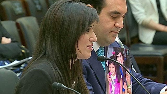 Dramatic testimony from wife of American pastor held in Iran