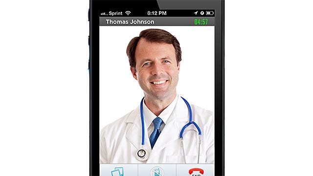 Need to see a doctor? There's an app for that