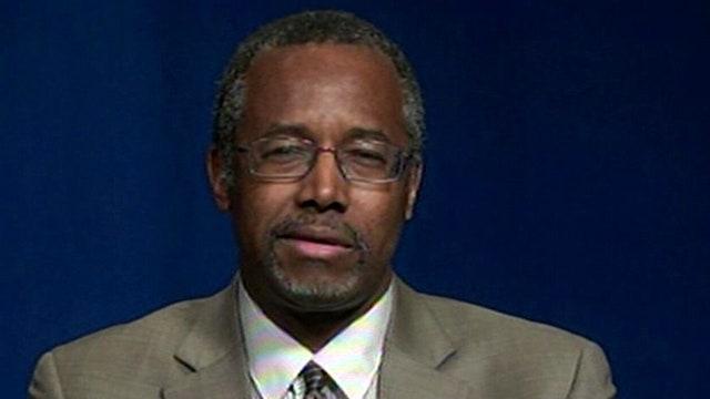 Dr. Ben Carson: Americans not 'simplistic' about health care