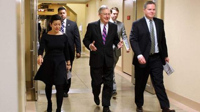 Budget bill exposes bigger divisions between both parties