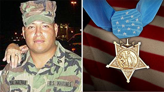 Fallen Marine denied Medal of Honor for second time