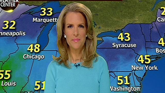 Fox Northeastern Weather Forecast: 12/13