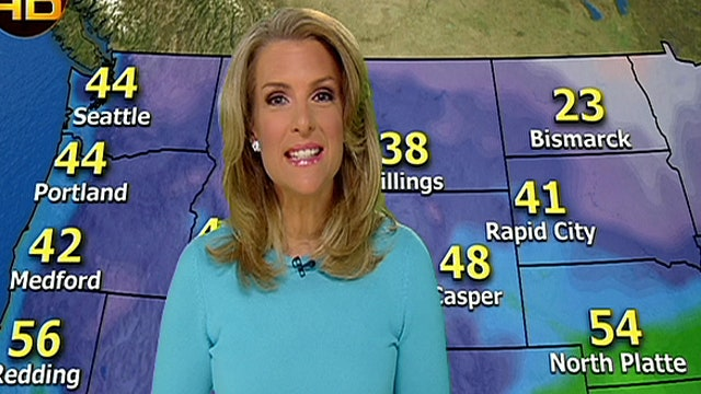 Fox Northern & Mid-Western Weather Forecast: 12/13
