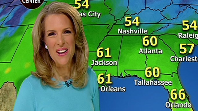 Fox Southeastern Weather Forecast: 12/13