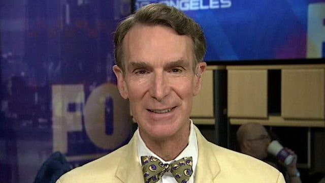 BILL NYE'S OPEN LETTER TO THE PRESIDENT