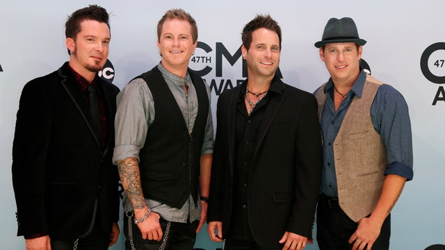 Parmalee release group's debut album
