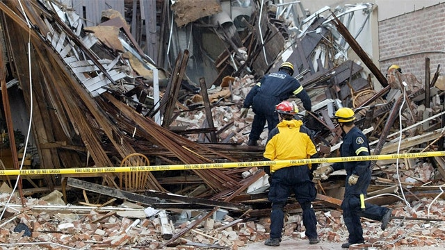 Study: Southern California isn't ready for major earthquake