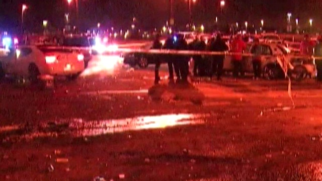 Multiple people stabbed near stadium after Broncos game
