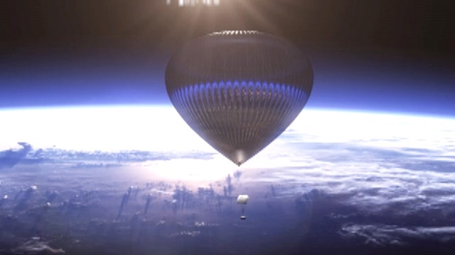 World View Enterprises offers flights to edge of space