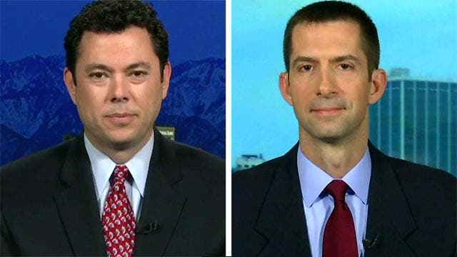 Reps. Chaffetz, Cotton sound off on ObamaCare, budget deal