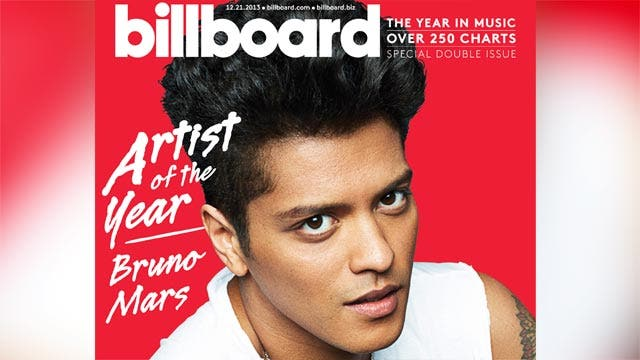 Hollywood Nation: Billboard's 'Artist of the Year'