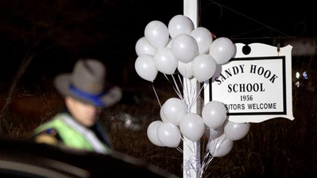 Gun control efforts on anniversary of Newtown tragedy