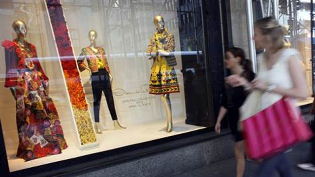 Biggest luxury shopping trends of 2013