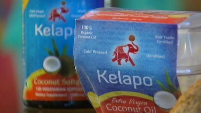 Inside the health benefits of coconut oil